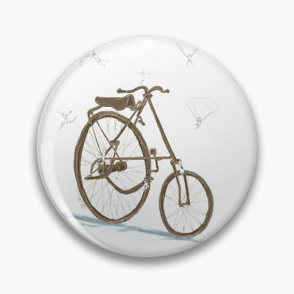 Vintage Rad Button