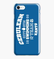 Cerulean Swimming Team iPhone Case/Skin