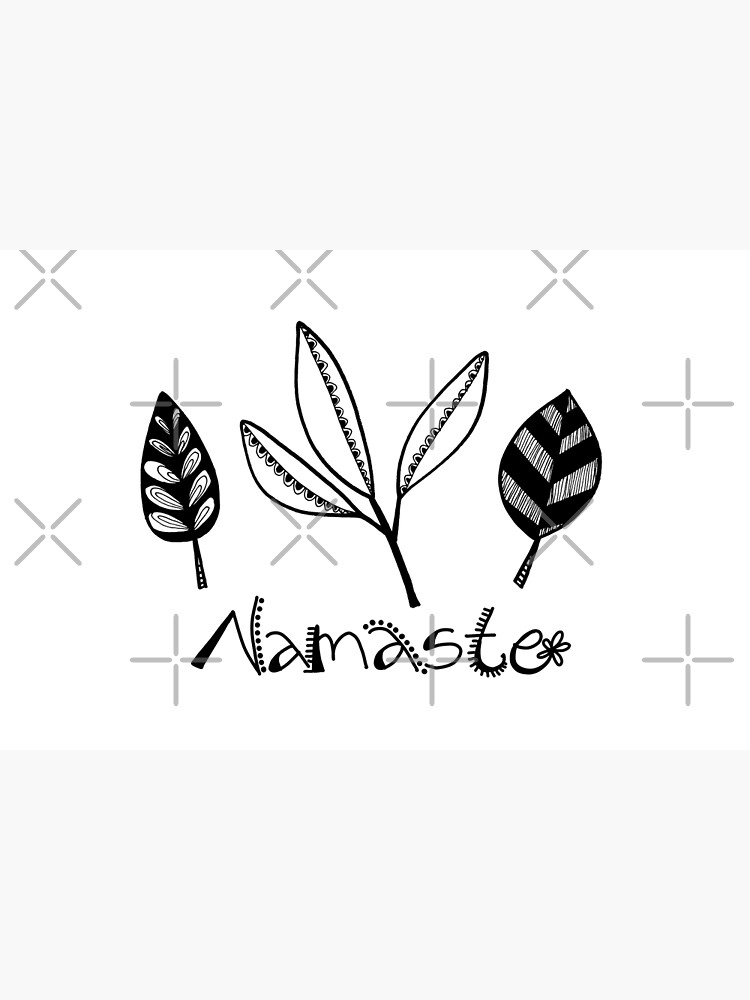 Namaste by darsworld