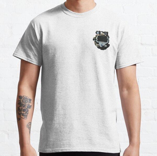 Diving Helmet Kirby Morgan 37 Classic T-Shirt