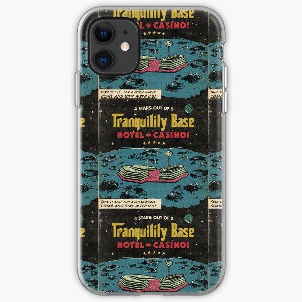 Tranquility Base iPhone Soft Case