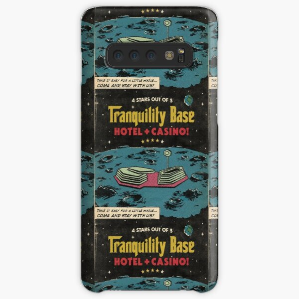 Tranquility Base Samsung Galaxy Snap Case