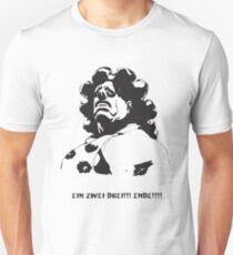 Hugo - EIN ZWEI DREI!!! ENDE! Slim Fit T-Shirt