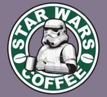 Star Wars Coffee Distressed