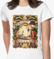 Old Timers - Percy Waters Women's Fitted T-Shirt