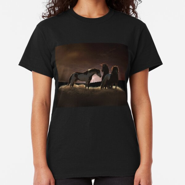 Captain in the storm Classic T-Shirt