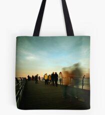 Saltburn - Evening Strollers Tote Bag