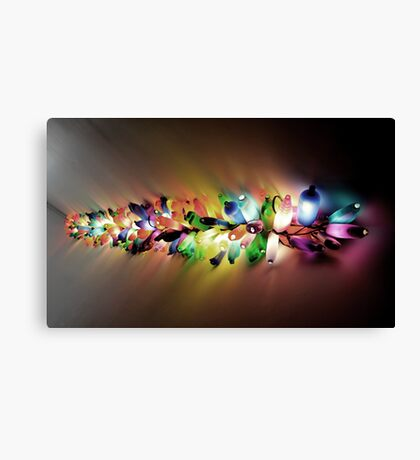 Recycled Light Canvas Print