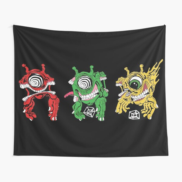 Subtronics Cyclops  Tapestry