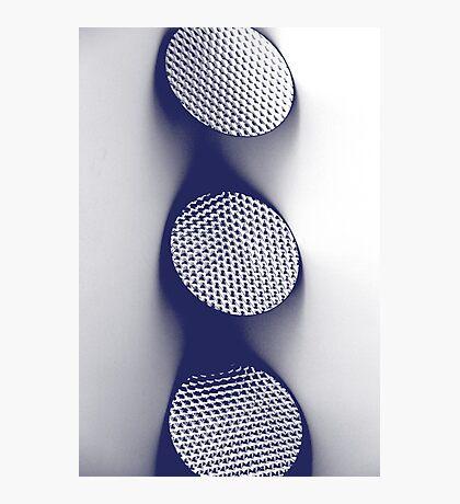 Circle Abstract Photographic Print