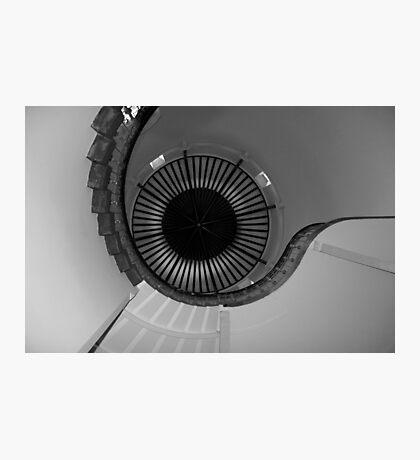 Spiral Eye Photographic Print