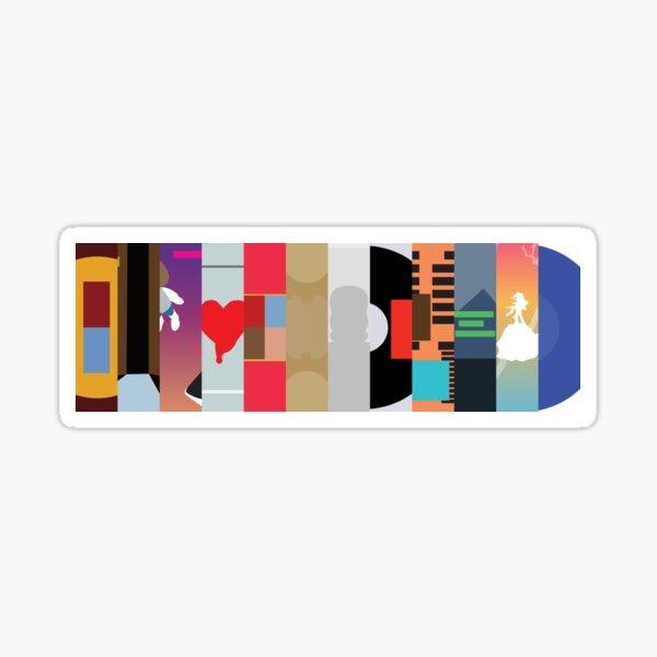 Kanye West Diskographie Sticker