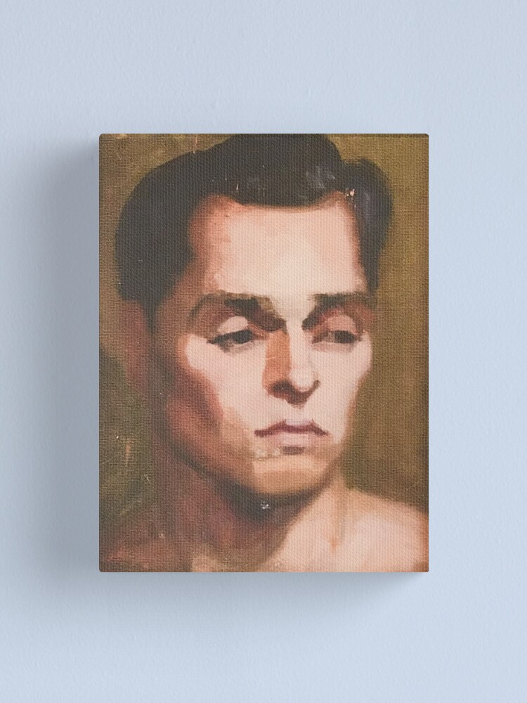 Alternate view of Portrait  |  Will & Grace Canvas Print
