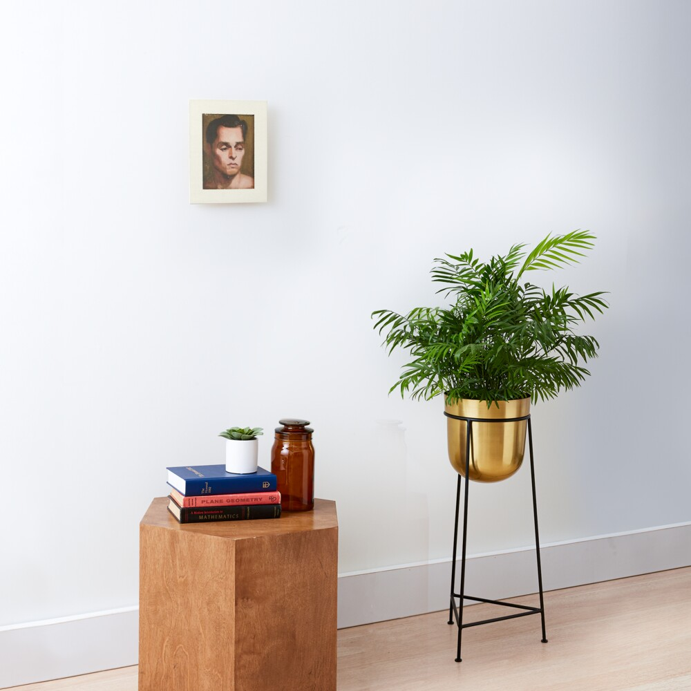 Portrait  |  Will & Grace Mounted Print