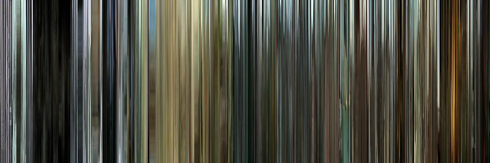 Moviebarcode: Workingman's Death (2005) by moviebarcode