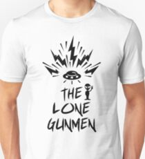 The Lone Gunmen Punk Rock Revival T-Shirt