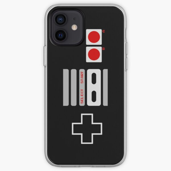 SNES Controller iPhone Soft Case