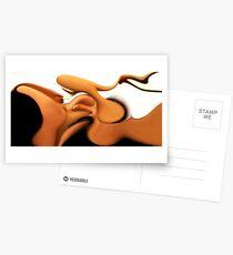 Zebs Hungery Postcards