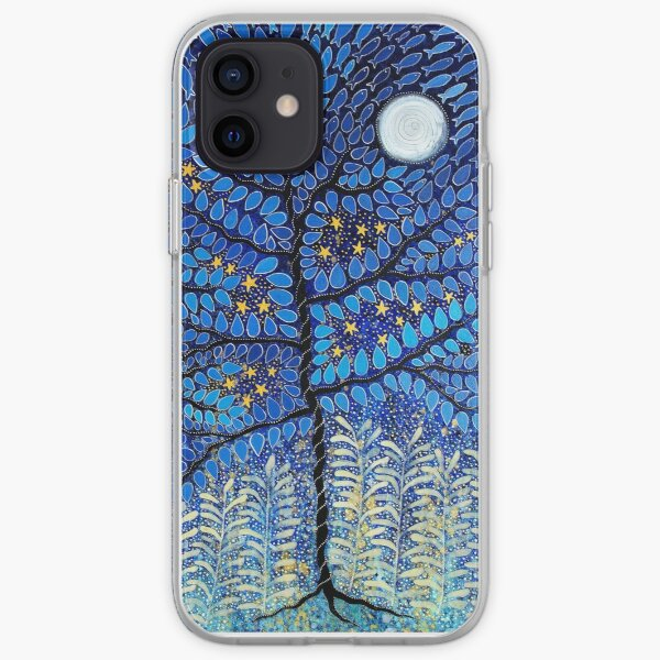 The Sky On A Summer Evening  iPhone Soft Case