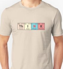 Periodic Table - Think T-Shirt