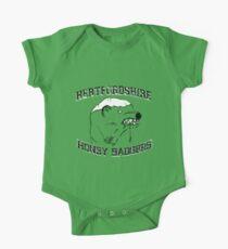 The Hertfordshire Honey Badger One Piece - Short Sleeve