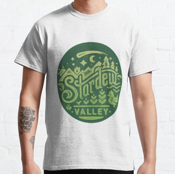 Stardew Valley Logo Classic T-Shirt