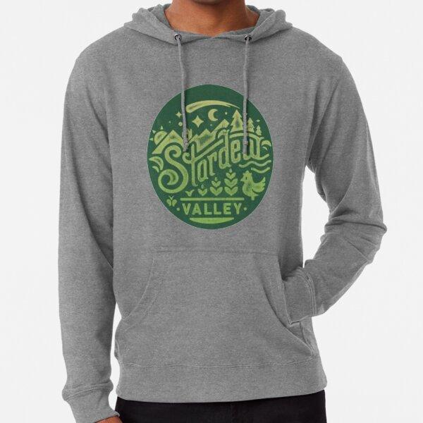 Stardew Valley Logo Lightweight Hoodie