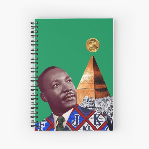 MLK Spiral Notebook
