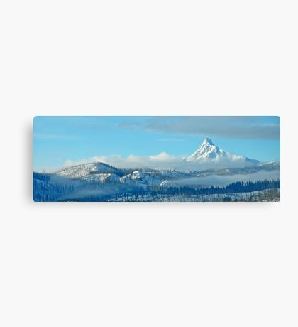 Mt. Washington Panoramic Canvas Print