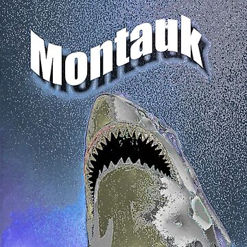 Montauk-Shark by Degroom