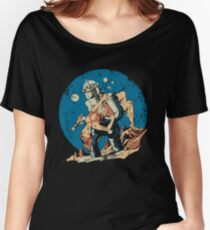 Damsel in Distress Women's Relaxed Fit T-Shirt
