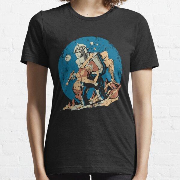 Damsel in Distress Essential T-Shirt
