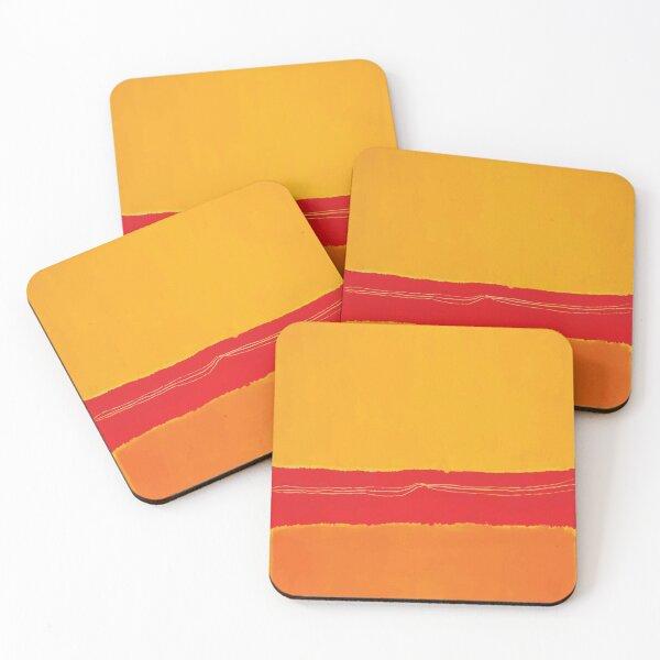 Mark Rothko | No. 5/No.22 Coasters (Set of 4)