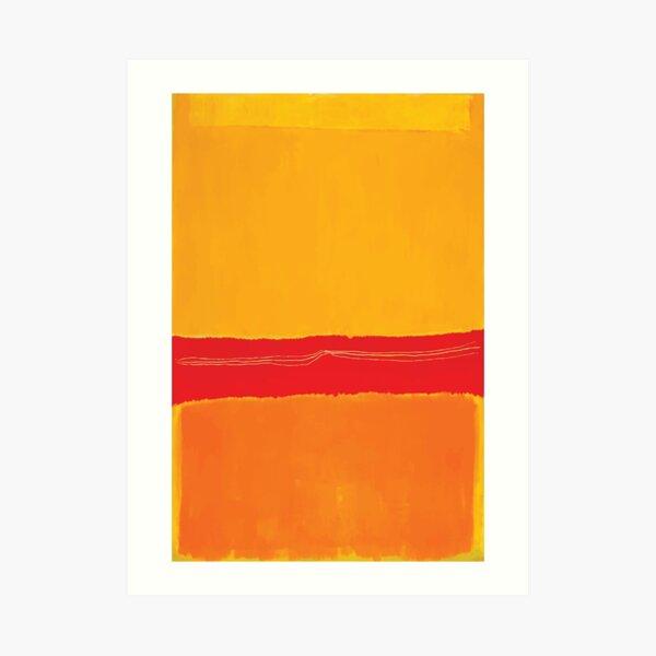 Mark Rothko | No. 5/No.22 Art Print