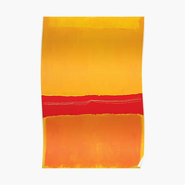 Mark Rothko | No. 5/No.22 Poster