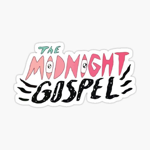 Midnight Gospel  Sticker