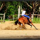 Round the Barrel by SylanPhotos