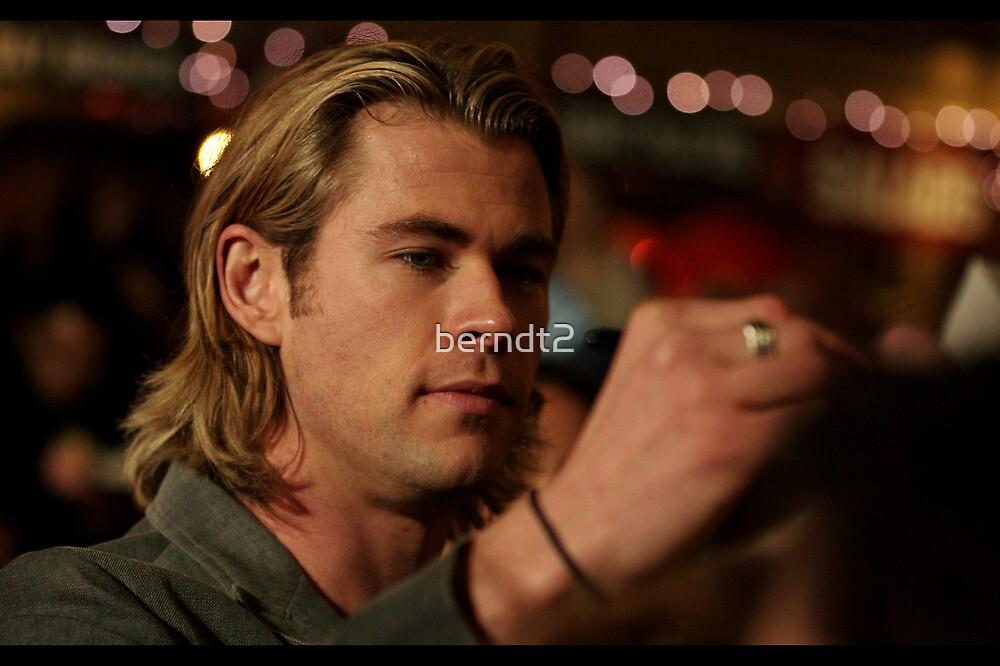 Thor Says Hi by berndt2
