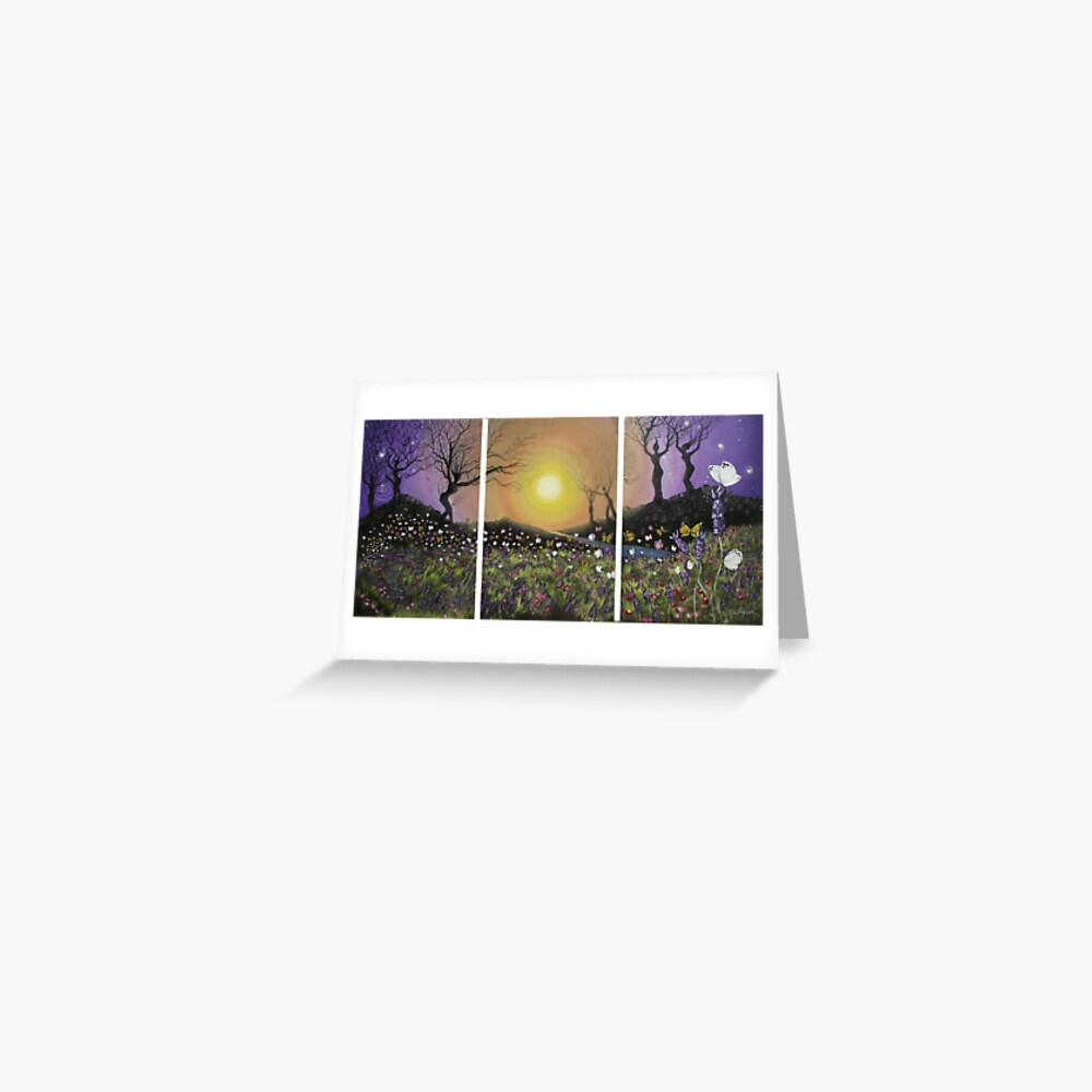 The Soulworks Project Greeting Card