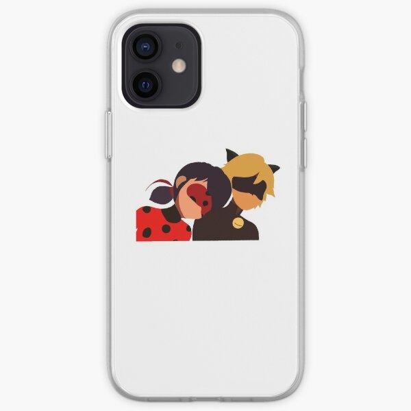 LadyNoir Coque souple iPhone