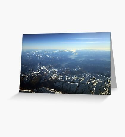 Dolomite Delight Greeting Card