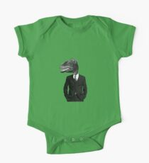 The Saurus Society - No Extinction Theory Kids Clothes