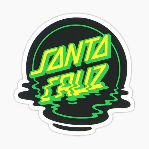 Santa Cruz logo Sticker