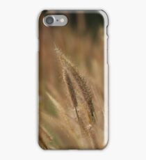 I love Grass. iPhone Case/Skin