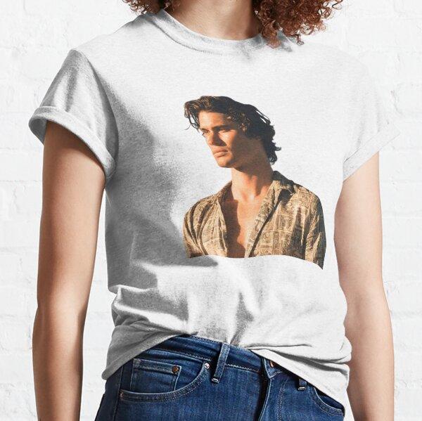 john b - rives extérieures T-shirt classique
