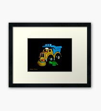 Childs Play Two Framed Print