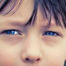 My Blue by Patrick Metzdorf