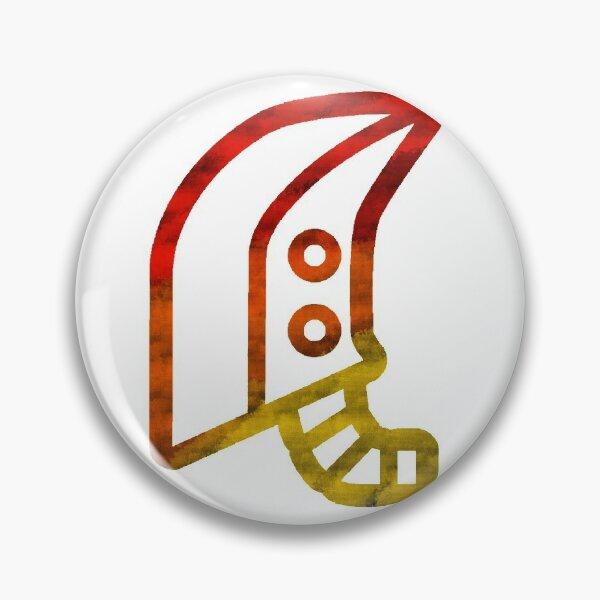 Warm Greatsword MHW Pin