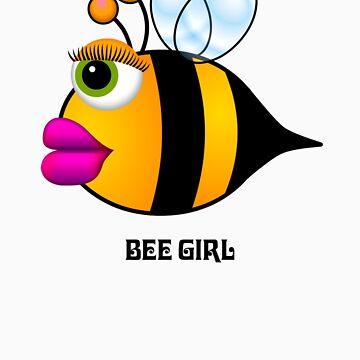 Bee Girl 2 by M4H4RG
