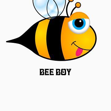 Bee Boy 4 by M4H4RG